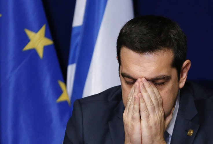 Alexis Tsipras, Greek prime minister. (Reuters)