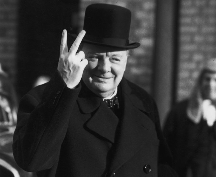 Churchill. (Getty)