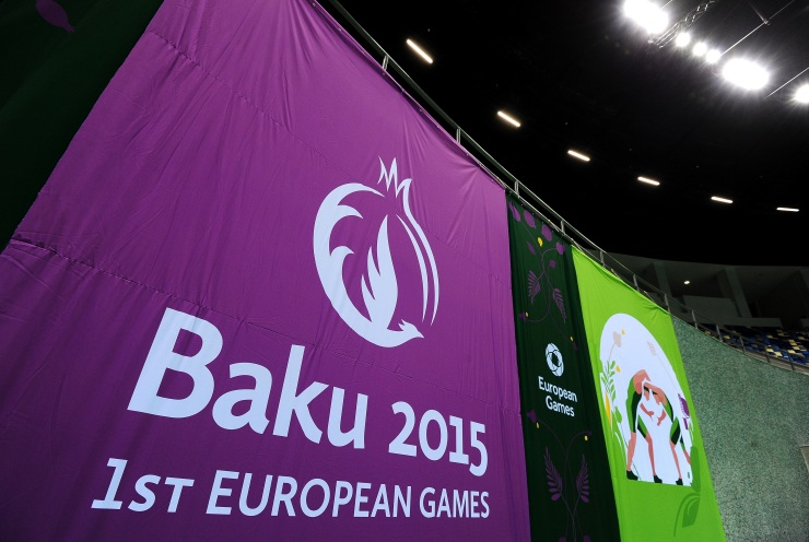 Baku 2015 European Games. (Reuters)